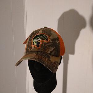 Men Bass fishing hat